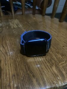 Apple Watch Series 6 (cellular+gps, Blue)