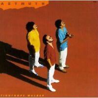 Azymuth - Tightrope Walker - New Vinyl Record LP
