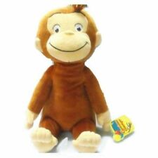 "2019 Hot 12"" CURIOUS GEORGE PLUSH DOLL MONKEY PLUSH TOY NEW Dreamland"