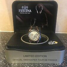 Festina tour de france limited edition watch f45
