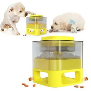 Interactive Dog Catlin Leaking Food Container Machine Hyper Slow Feeding Pet Toy