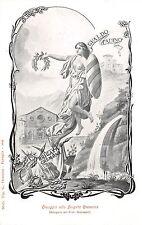 0350) BRIGATA CREMONA, GUALDO TADINO (PERUGIA) ILLUSTRATORE DISCEPOLI.