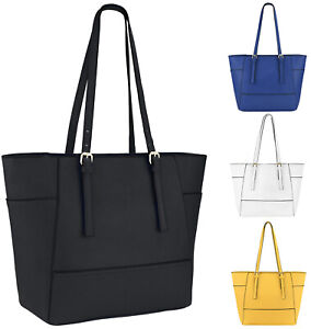 Damen Handtasche Damentasche Schultertasche Shopper-Tasche Shopper Bag FB266