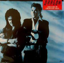 Dragon – Dreams Of Ordinary Men LP 1986 Polydor Australia – 829 828-1