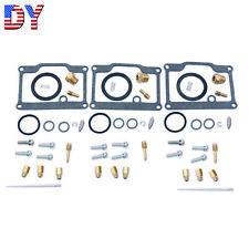 New listing Carburetor Repair Rebuild Kit Fit for Polaris Indy Xlt 600 1995 1996 1997 Carb