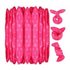 30pcs Foam Hair Curlers Rollers Sponge Pillow Hair Rollers Soft Flexible DIY