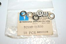 5 NOS YAMAHA SNOWMOBILE OUTBOARD MOTORCYCLE WASHERS 92990-06600