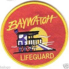 BAYWATCH JACKET PATCH - BAY01