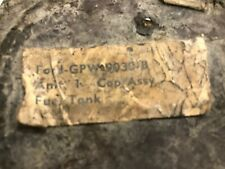 WW2. G503  WILLYS-FORD   CAP fuel tank   Nos.