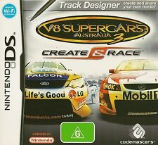 Racing Video Game for Nintendo DS
