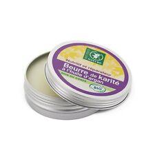 Beurre de karité à l'huile d'argan bio pour nourrir peaux sensibles ou sèches