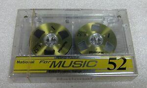 NATIONAL FOR MUSIC 52 NICE REEL CASSETTE TAPE  № 152