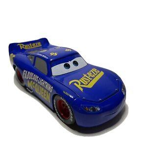 Disney Pixar Cars - Fabulous Lightning McQueen - Jada 1:24 Die-Cast - Loose