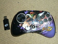 SONY PLAYSTATION 3 PS3 WIRELESS STREET FIGHTER IV 4 FIGHT PAD CONTROLLER M Bison