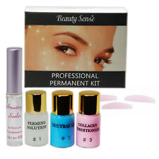 Wimpernlifting Wimpernwelle prof. 5-Teiliges Set Wimperndauerwelle Beauty Sense