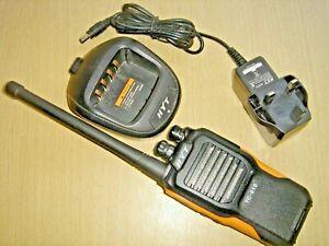 HYT (Hytera) TC-610 VHF 136-174MHz handportable c/w battery, antenna & charger