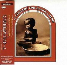 GEORGE HARRISON - CONCERT FOR BANGLADESH ( 2 MINI LP AUDIO CDs w/OBI) FREE SHIPP