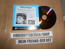 CD Pop Kelly Hogan - We Can't Have Nice Things (1 Song) Promo ANTI-REC