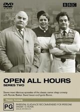 Open All Hours : Series 2 (DVD, 2003)