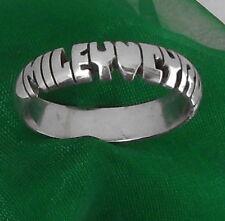 MILEY CYRUS,sterling silver ring  ,HANNAH MONTANA