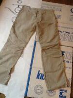 G-Star Loose 5620, 3D Elwood Jeans Hose W36 L34 Beige 36/34, NEU