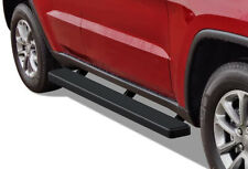 iBoard Running Boards 5 inches Matte Black Fit 11-20 Jeep Grand Cherokee
