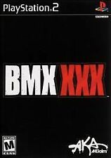 BMX XXX PlayStation 2 PS2 -- Comes in box