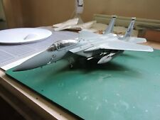 Witty Wings diecast model of F-15C Eagle based at RAF Lakenheath in 1/72