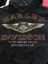 Harley-Davidson 110th Anniversary Pull Over Hoodie