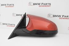 BMW M3 F80 AUßENSPIEGEL LINKS WING MIRROR LEFT 5 PIN SHADOWLINE KAMERA LHD