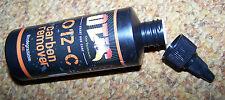 OTIS WEAPON CLEANER, O12-C CARBON REMOVER, 4 OZ. BOTTLE *NEW*