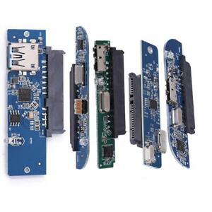 """New USB 3.0 To 2.5"""" SATA 7+15Pin Hard Drive Adapter For SATA 3.0 SSD&HDD"""