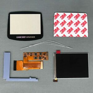 Funnyplaying GameBoy Advance GBA IPS v2 Backlight LCD Mod Kit Nintendo Game Boy