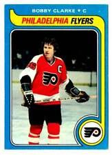 1979-80 Topps BOBBY CLARKE (vg-ex) Philadelphia Flyers