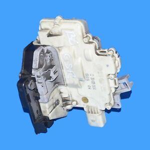 B6 Passat Drivers Side Rear Door Lock Latch Mechanism 3C4 839 016 A 3C4839016A