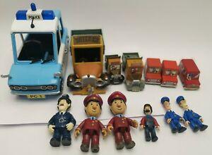 Postman Pat Toy Bundle Figures & Vehicles