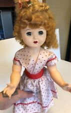 Vintage Doll, Unmarked with Fairyland Shoes