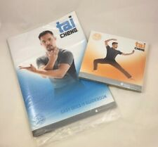 Beachbody Tai Cheng Dvd Set With Guide Book Both Sealed New Other