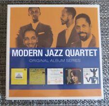 Modern Jazz Quartet - Original Album Series 5CD Boxset - 5 Full length albums UK
