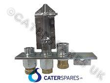 Polidoro Universal in acciaio inox a gas BRUCIATORE PILOTA assieme per caldaia pentola A