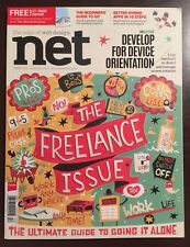 Net Freelance Issue Guide To Going It Alone Hybrid Apps #270 2015 FREE SHIPPING!