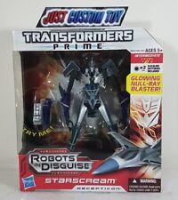 Transformers PRIME RID Hasbro Voyager Starscream (MISB)