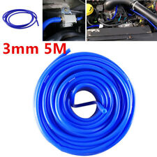 3mm Silicone Vacuum Hose Tube Water Air Coolant Dump Valve Turbo Boost Line 5M