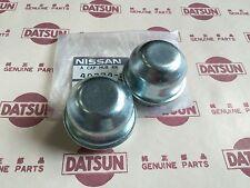 DATSUN 1200 Ute Genuine Front Hub Cap (Fits NISSAN B120 Ute B210 B310 510 Sunny)