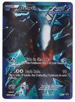 POKEMON • Darkrai BW73 CARTA PROMO 73 ULTRA FULL ART NO EX DARK RAI NM
