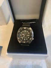Seiko Prospex automatic divers watch - Turtle SRP777K
