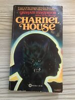 Charnel House by Masterton, Graham Paperback 1978 First Edition