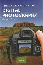 DIGITAL PHOTOGRAPHY Margaret Brown **VERY GOOD COPY**