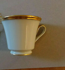 Lenox Fine Bone China Eternal Cup w Gold Trim Special Edition 130 years Nf