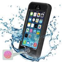 NEW 2017 WATERPROOF DIRTPROOF SHOCKPROOF CASE FOR APPLE IPHONE  5C 5 5S
